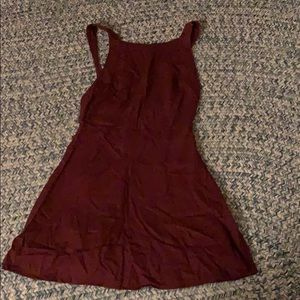 Open Back Urban Outfitters Dress Kimchi Blue Sz 2
